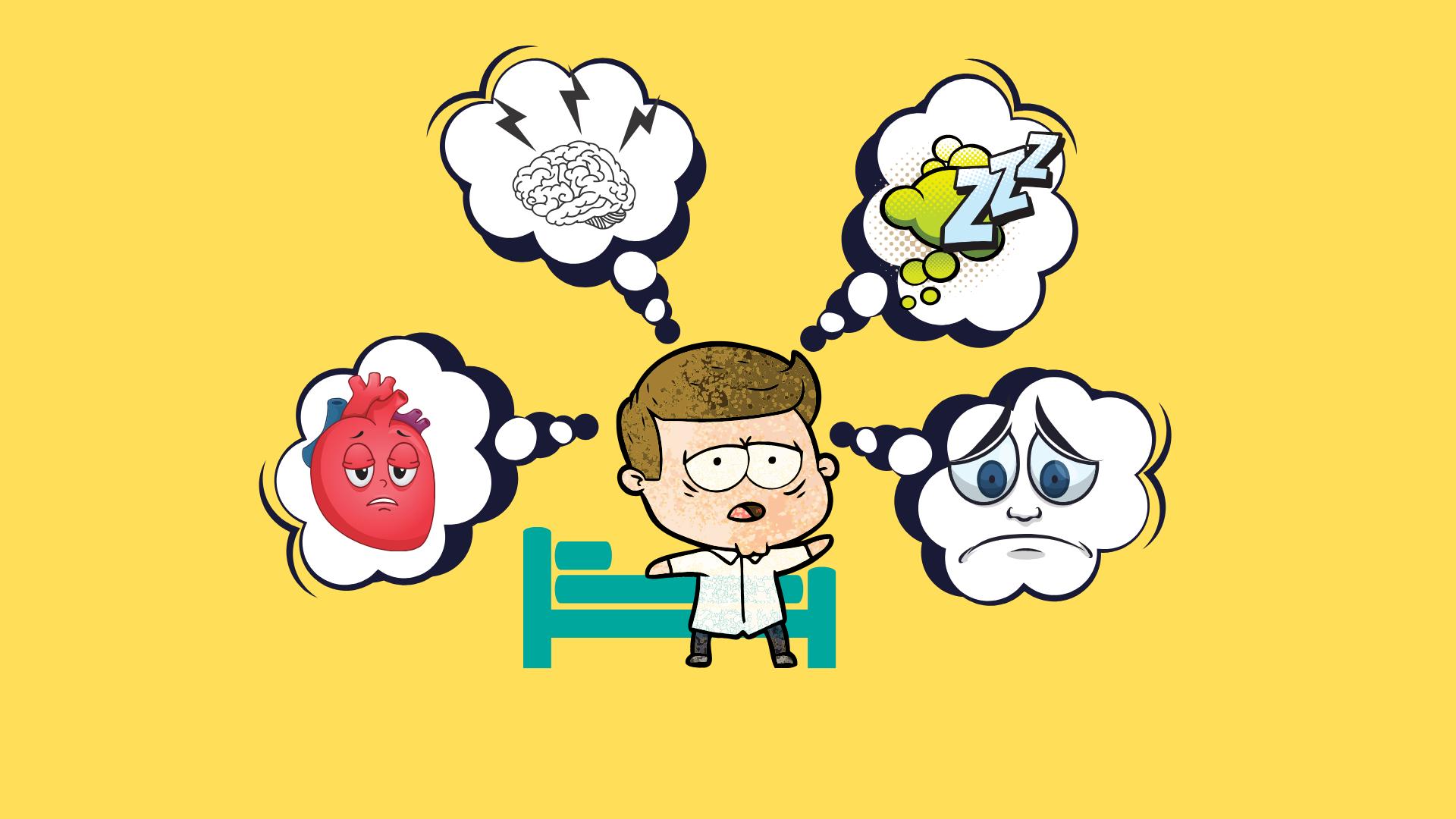 Objawy Bezdechu sennego